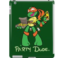 Teenage Mutant Ninja Turtles- Michaelangelo iPad Case/Skin