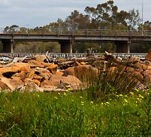 Avon River Northam WA by KBloodGallery