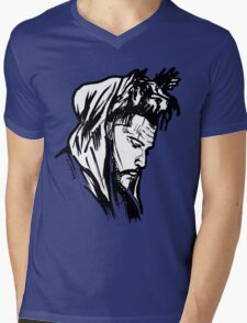 Wear it on the Weekend Mens V-Neck T-Shirt