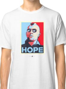 Travis Bickle: Hope Classic T-Shirt