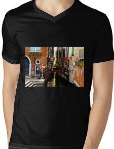 little slice of venice Mens V-Neck T-Shirt