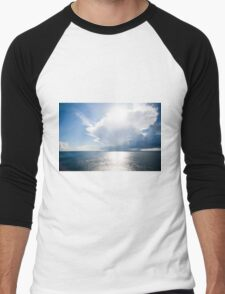 ocean Men's Baseball ¾ T-Shirt