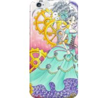 Playing with Marie iPhone Case/Skin