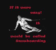 Skiing T shirt T-Shirt