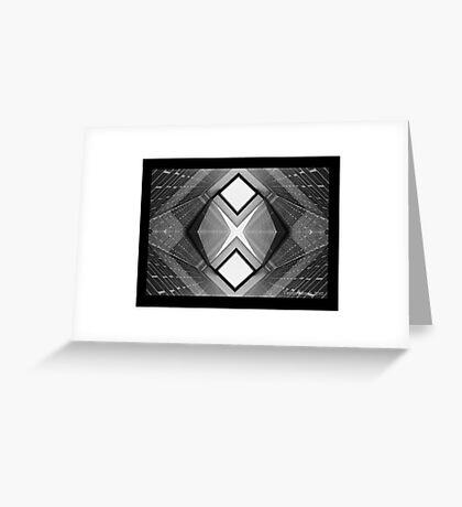 Transcend. Greeting Card