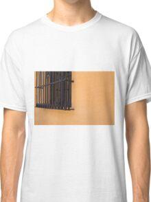 orange wall Classic T-Shirt