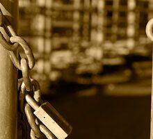 Locked away by Judith Cahill
