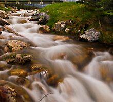 Smooth Water by Jacinthe Brault