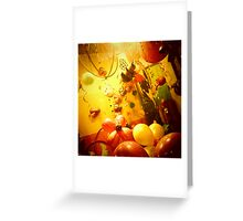 Strange Dreams - Portland, Oregon Greeting Card