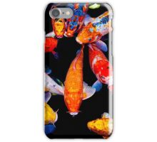 Treasures of the Temple: Kois iPhone Case/Skin