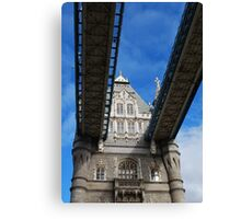 Tower Bridge, London, England Canvas Print