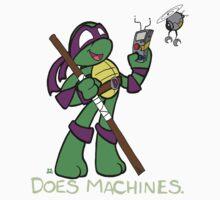 Teenage Mutant Ninja Turtles- Donatello Kids Clothes