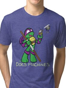 Teenage Mutant Ninja Turtles- Donatello Tri-blend T-Shirt