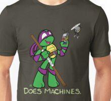 Teenage Mutant Ninja Turtles- Donatello Unisex T-Shirt