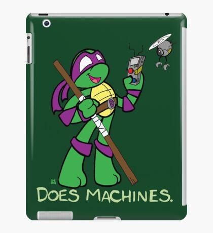 Teenage Mutant Ninja Turtles- Donatello iPad Case/Skin