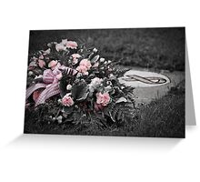 Remember...   Breast Cancer Greeting Card