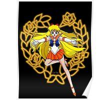 Sailor Venus Sailor Scout Poster