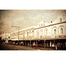 Invercargill, New Zealand Photographic Print