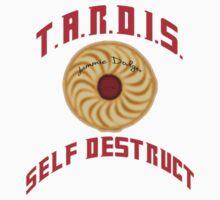 Jammie Dodger Self-Destruct by SamSteinDesigns