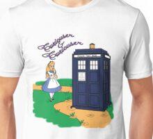 Curiouser & Curiouser Unisex T-Shirt