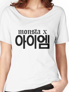 Monsta X I.M Name/Logo Women's Relaxed Fit T-Shirt