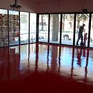Royal Red Showroom Gloss by ChandelierNoir