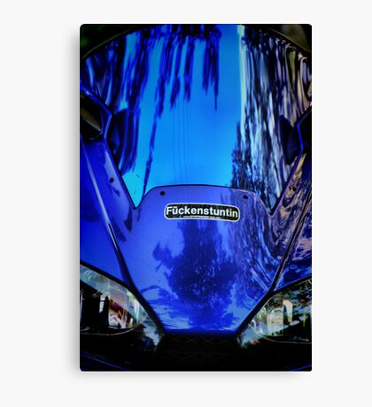 Your Guess is as Good as Mine Canvas Print