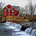 War Eagle Mills by NatureGreeting Cards ccwri