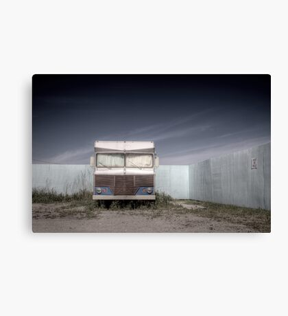 """""""Well we know where we've been, but we don't know where we're goin"""". Canvas Print"""