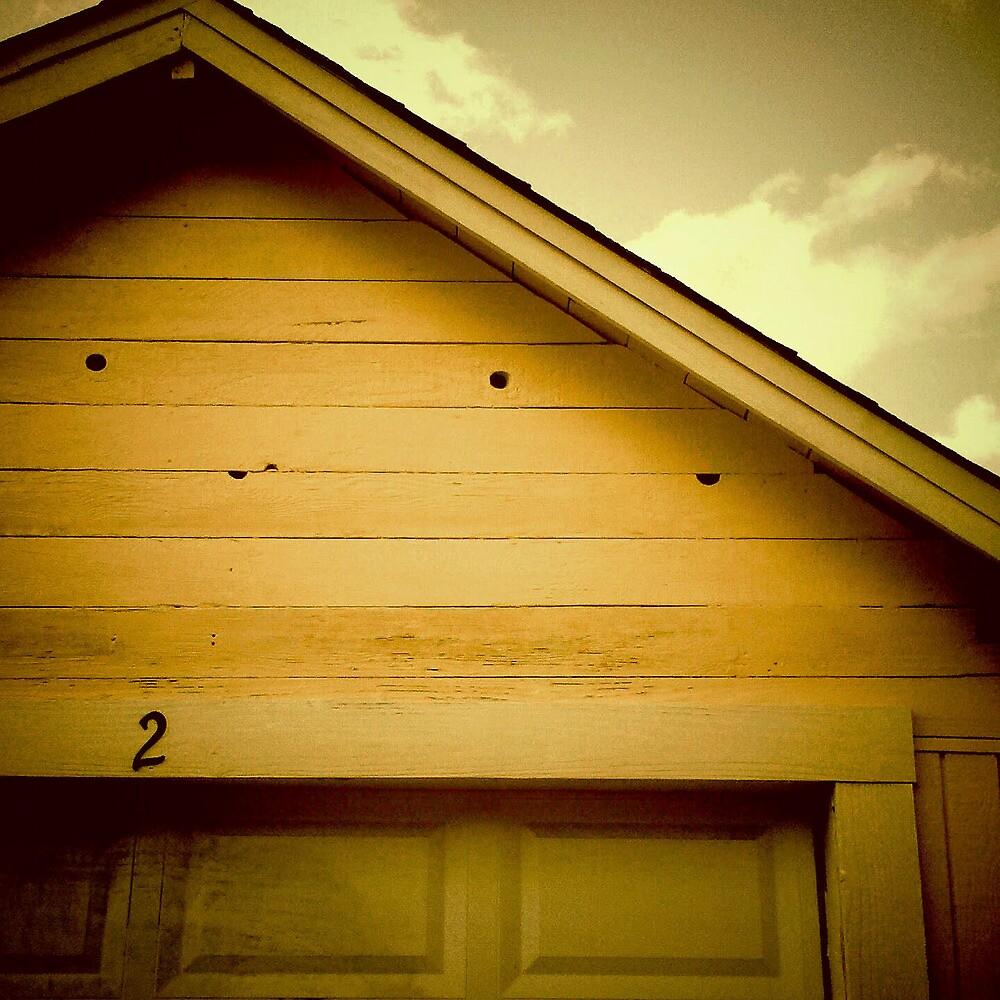 Garage #2 - Portland, Oregon by KeriFriedman