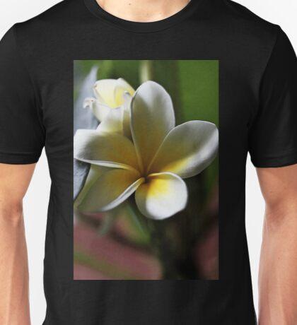 Frangipani #4 Unisex T-Shirt