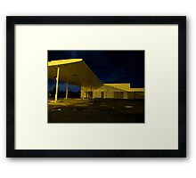 Out of Style Framed Print