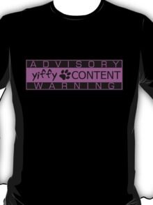 Yiffy Content T-Shirt