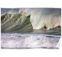 Surfs Up Sands Up Poster
