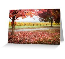 Boynton's Feathertop Winery #8 Greeting Card