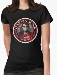 Marvin Sunk - True Grit Womens Fitted T-Shirt