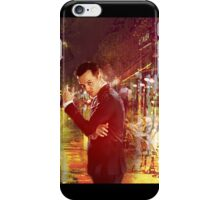 Moriarty City Design iPhone Case/Skin