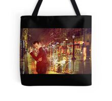 Moriarty City Design Tote Bag