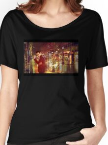 Moriarty City Design Women's Relaxed Fit T-Shirt