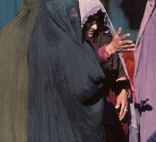 Afghan women 、 Afghanistan by yoshiaki nagashima