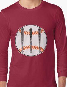 Jack White III - Baseball Logo (San Francisco Giants Edition) Long Sleeve T-Shirt