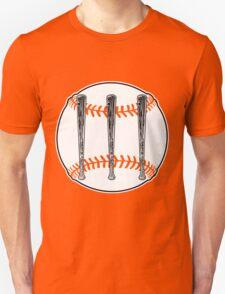 Jack White III - Baseball Logo (San Francisco Giants Edition) T-Shirt