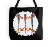Jack White III - Baseball Logo (San Francisco Giants Edition) Tote Bag