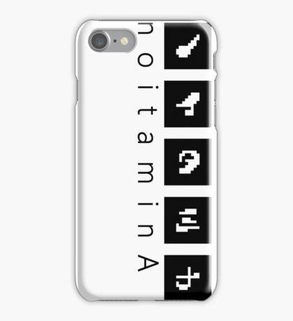 noitaminA iPhone Case/Skin