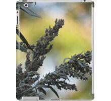 Medicinal Plant Offering iPad Case/Skin