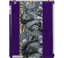 The Purple People Eaters iPad Case/Skin