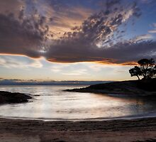 Sweeet Little Honeymoon Bay by Robert Mullner