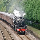 Scarborough Spa Express by Kevin Bailey