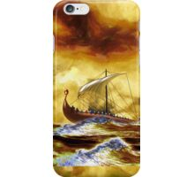 The Vikings are Coming iPhone Case/Skin