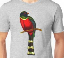 The mountain trogon (Trogon mexicanus) Unisex T-Shirt